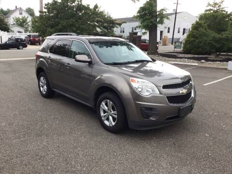 2011 Chevrolet Equinox for sale at Bromax Auto Sales in South River NJ