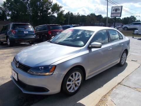 2012 Volkswagen Jetta for sale at High Country Motors in Mountain Home AR