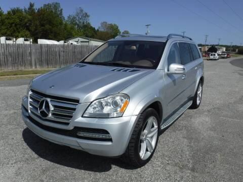 2012 Mercedes-Benz GL-Class for sale at AutoMax of Memphis - Logan Karr in Memphis TN