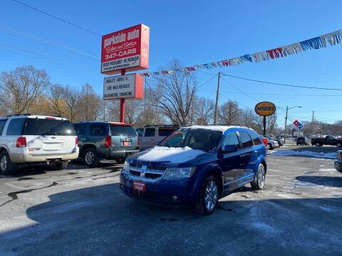 2009 Dodge Journey for sale at Parkside Auto Sales & Service in Pekin IL