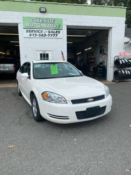 2009 Chevrolet Impala for sale at Pikeside Automotive in Westfield MA