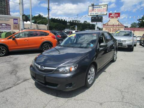 2011 Subaru Impreza for sale at Daniel Auto Sales in Yonkers NY