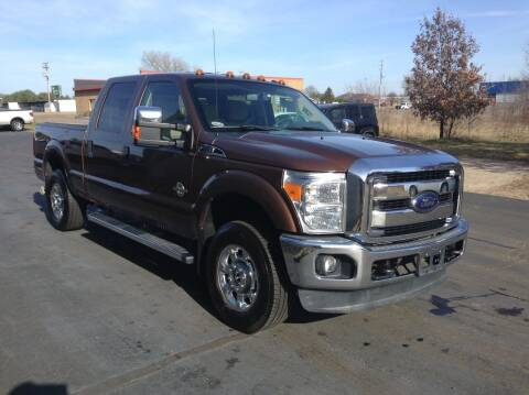 2012 Ford F-250 Super Duty for sale at Bruns & Sons Auto in Plover WI