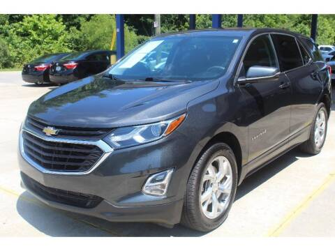 2018 Chevrolet Equinox for sale at Inline Auto Sales in Fuquay Varina NC