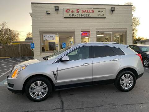 2010 Cadillac SRX for sale at C & S SALES in Belton MO