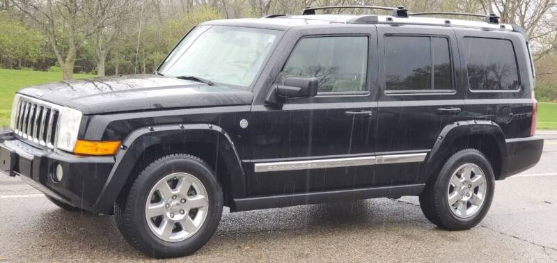 2006 Jeep Commander for sale at Superior Auto Sales in Miamisburg OH
