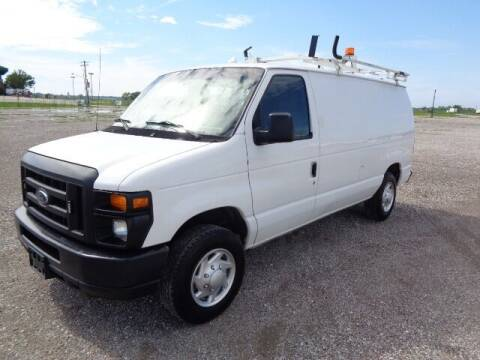 2013 Ford E-Series Cargo for sale at SLD Enterprises LLC in Sauget IL