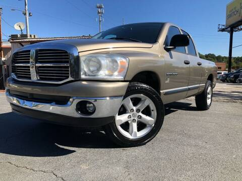2007 Dodge Ram Pickup 1500 for sale at Atlas Auto Sales in Smyrna GA