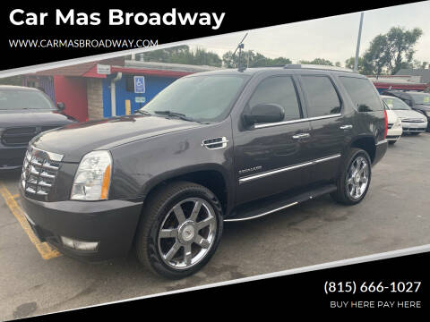 2010 Cadillac Escalade for sale at Car Mas Broadway in Crest Hill IL