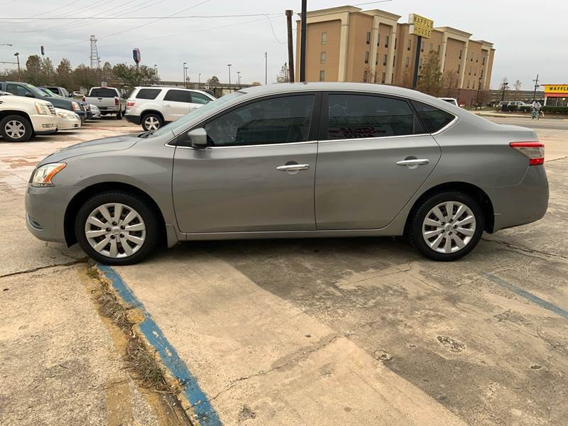 2013 Nissan Sentra for sale at Uncle Ronnie's Auto LLC in Houma LA