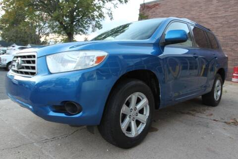 2009 Toyota Highlander for sale at AA Discount Auto Sales in Bergenfield NJ