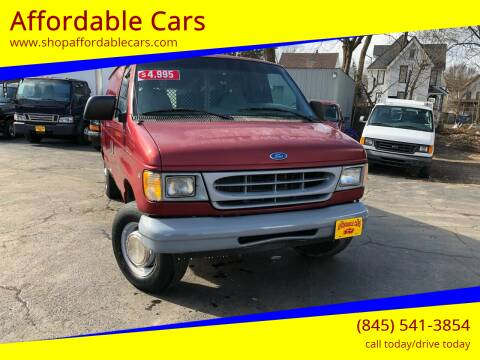 1997 Ford E-250 for sale at Affordable Cars in Kingston NY