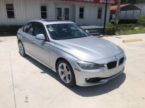 2013 BMW 3 Series for sale at Empire Automotive Group Inc. in Orlando FL