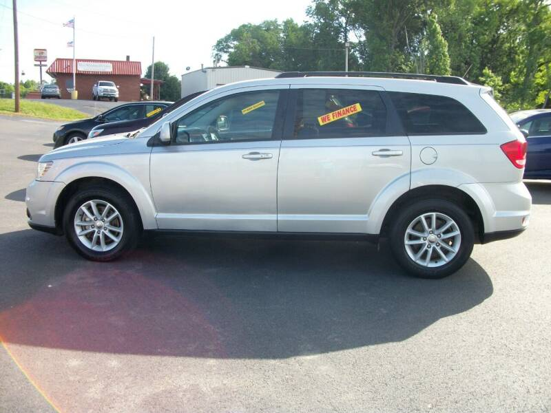 2013 Dodge Journey for sale at Lentz's Auto Sales in Albemarle NC