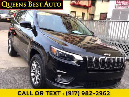 2019 Jeep Cherokee for sale in Jamaica, NY