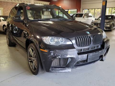 2012 BMW X5 M for sale at AW Auto & Truck Wholesalers  Inc. in Hasbrouck Heights NJ