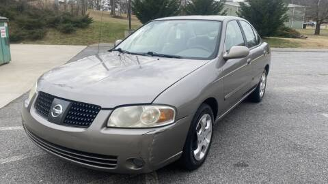 2005 Nissan Sentra for sale at 411 Trucks & Auto Sales Inc. in Maryville TN