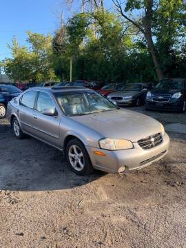 2000 Nissan Maxima for sale at Big Bills in Milwaukee WI