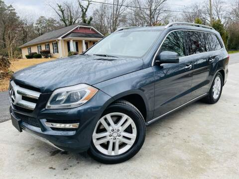 2013 Mercedes-Benz GL-Class for sale at Cobb Luxury Cars in Marietta GA