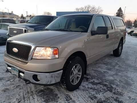 2007 Ford F-150 for sale at Tower Motors in Brainerd MN