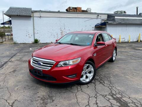 2012 Ford Taurus for sale at Santa Motors Inc in Rochester NY
