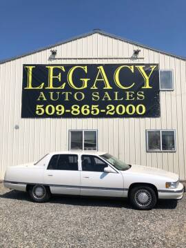 1994 Cadillac DeVille for sale at Legacy Auto Sales in Toppenish WA