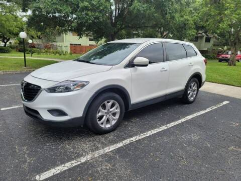 2014 Mazda CX-9 for sale at Fort Lauderdale Auto Sales in Fort Lauderdale FL