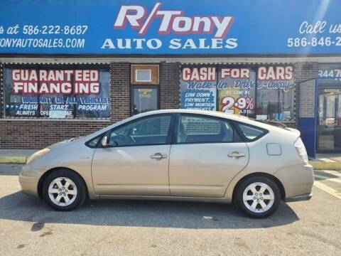2008 Toyota Prius for sale at R Tony Auto Sales in Clinton Township MI