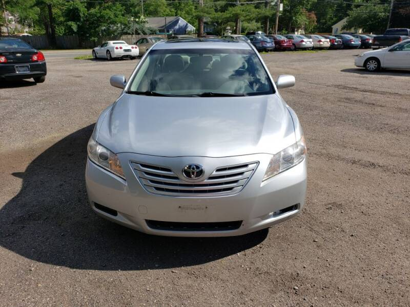 2007 Toyota Camry for sale at 1st Priority Autos in Middleborough MA