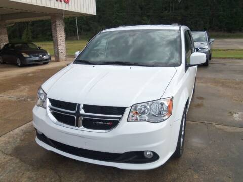 2019 Dodge Grand Caravan for sale at Howell Buick GMC Nissan in Summit MS