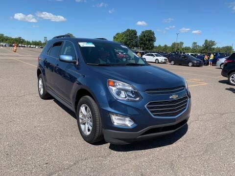 2016 Chevrolet Equinox for sale at C & M Auto Sales in Detroit MI
