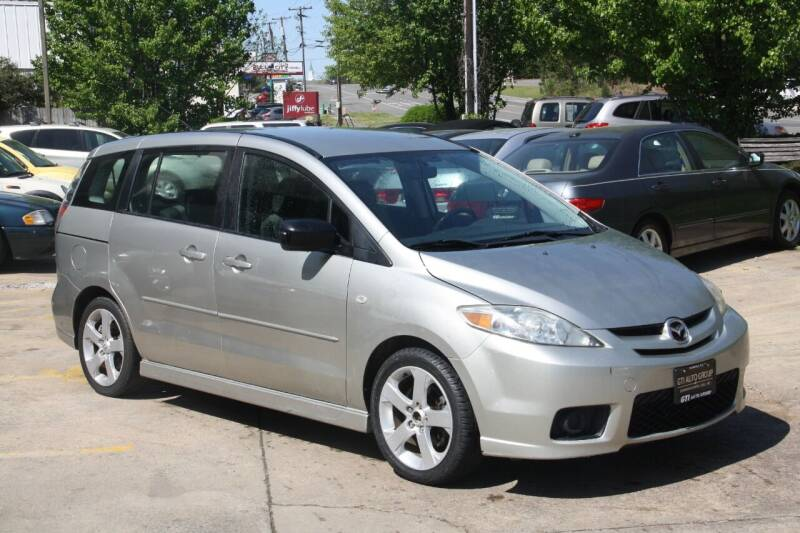 2006 Mazda MAZDA5 for sale at GTI Auto Exchange in Durham NC