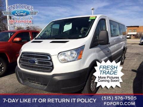 2019 Ford Transit Passenger for sale at Fort Dodge Ford Lincoln Toyota in Fort Dodge IA