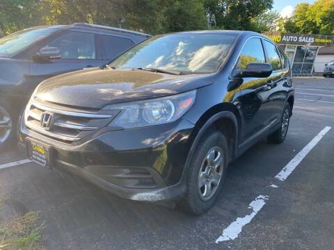 2013 Honda CR-V for sale at Chinos Auto Sales in Crystal MN