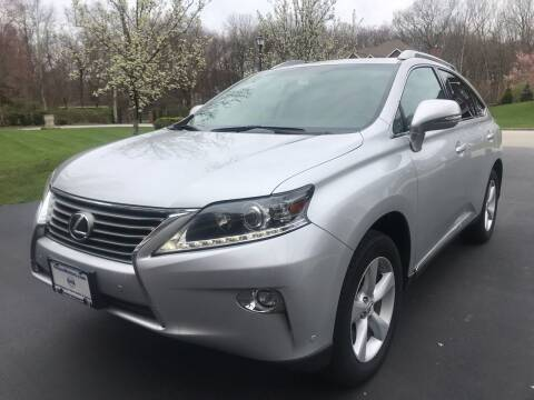 2015 Lexus RX 350 for sale at Volare Motors in Cranston RI
