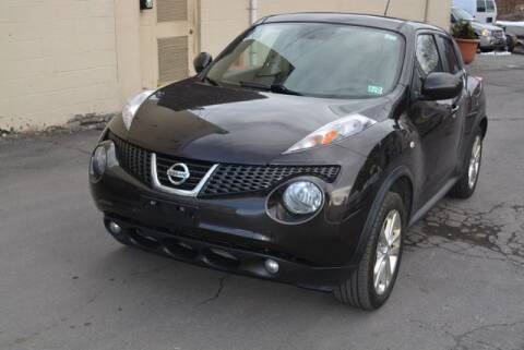 2013 Nissan JUKE for sale at CASTLE AUTO AUCTION INC. in Scranton PA