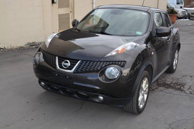 2013 Nissan JUKE for sale at CASTLE AUTO AUCTION INC. in Scranton PA