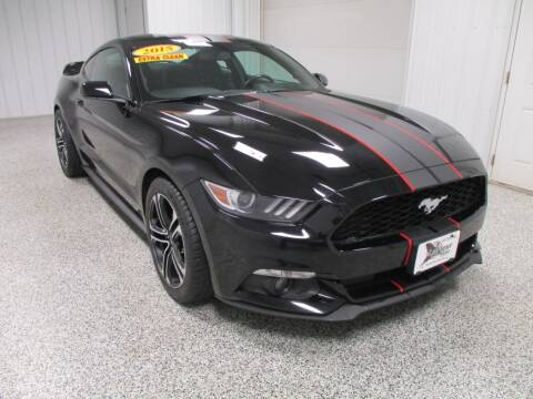 2015 Ford Mustang for sale at LaFleur Auto Sales in North Sioux City SD