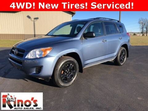 2012 Toyota RAV4 for sale at Rino's Auto Sales in Celina OH