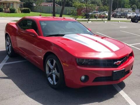 2013 Chevrolet Camaro for sale at Consumer Auto Credit in Tampa FL