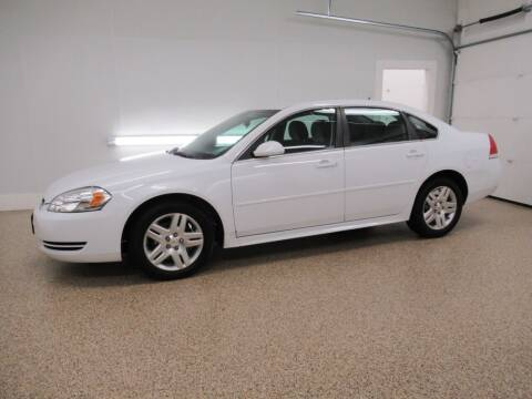 2011 Chevrolet Impala for sale at HTS Auto Sales in Hudsonville MI