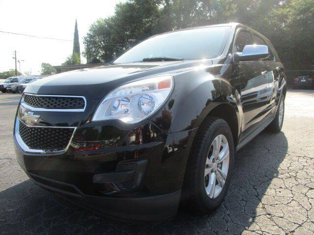 2013 Chevrolet Equinox for sale at Lewis Page Auto Brokers in Gainesville GA