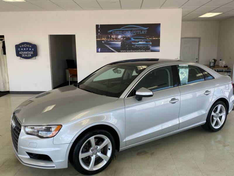 2015 Audi A3 for sale at Used Car Outlet in Bloomington IL