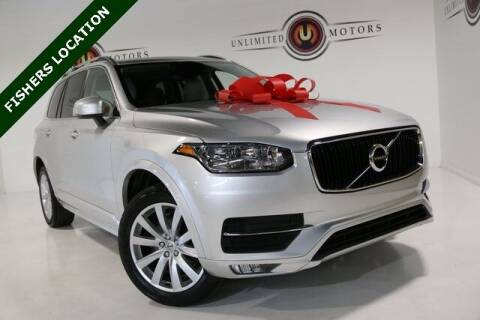 2016 Volvo XC90 for sale at Unlimited Motors in Fishers IN
