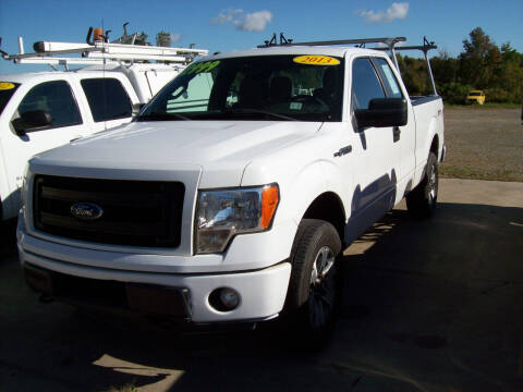 2013 Ford F-150 for sale at Summit Auto Inc in Waterford PA
