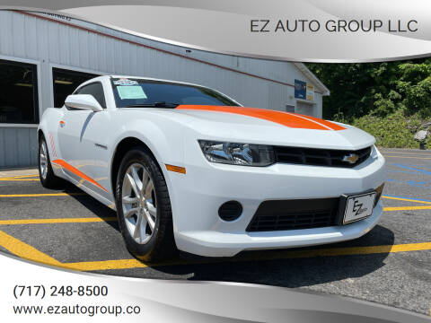 2015 Chevrolet Camaro for sale at EZ Auto Group LLC in Lewistown PA