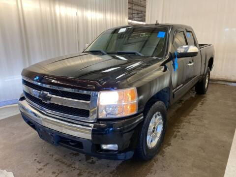 2007 Chevrolet Silverado 1500 for sale at Doug Dawson Motor Sales in Mount Sterling KY