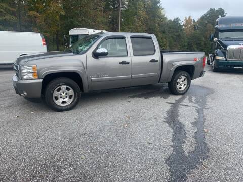 2007 Chevrolet Silverado 1500 for sale at Leroy Maybry Used Cars in Landrum SC
