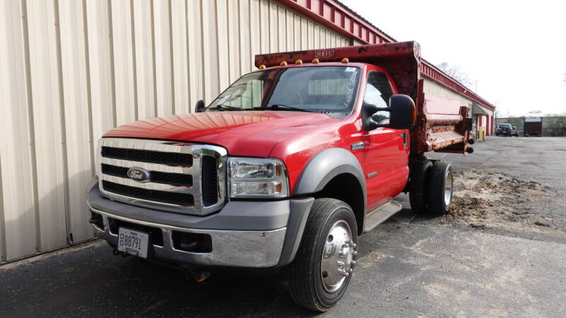 2005 Ford F-450 Super Duty for sale in Waukesha, WI