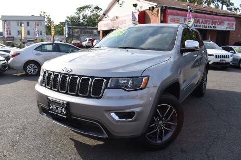 2018 Jeep Grand Cherokee for sale at Foreign Auto Imports in Irvington NJ